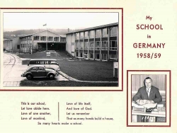 1958 - 59, Year Book Cover