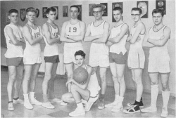 1963 - 64, Senior Boys Basketball