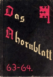 1963 - 64, Cover