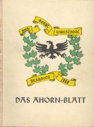 1959 - 60, Cover