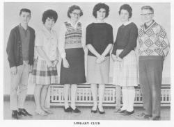 1963 - 64, Library
