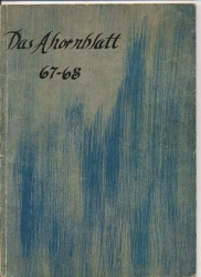 1967 - 68, Cover