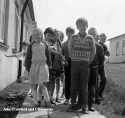 1965 - Fort MacLeod Junior School