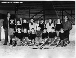 1965 - Hemer Minor Hockey