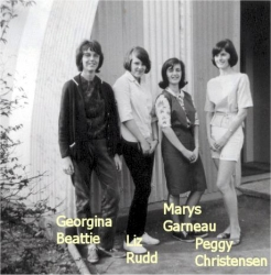 Georgina Beattie, Liz Rudd, Marys Garneau, Peggy Christensen