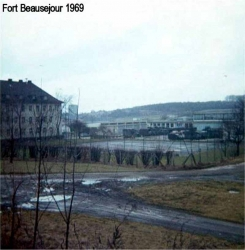 1969 Fort Beausejour