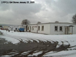 2005 January 2 PPCLI QM Stores