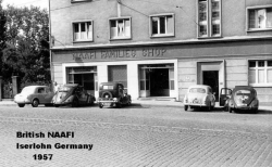 1957 British NAAFI