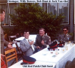Old Red Patch Club Soest