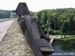 2008 Mohnesee (Moehnesee) Dam