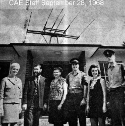 Radio CAE Staff Sep 28 1968