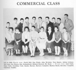 1959 - 60, Commercial