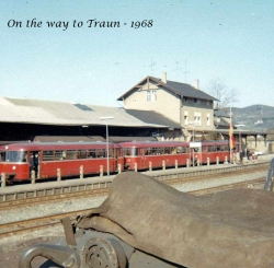 1968 On the way to Traun