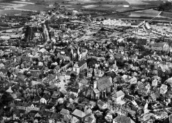 Werl Aerial View
