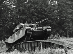 1964 - 1965 M5 Centurion over M6 Tank Bridge