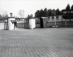 1963 Front gate