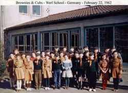 1962 February 22 Werl Brownies and Cubs