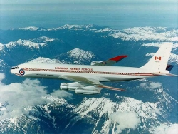 Canadian Forces Boeing 707